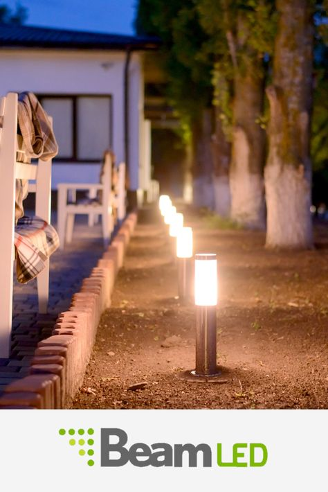 Browse Our Range And Discover Modern LED Garden Lighting You Will Fall In  Love With 💡🌷