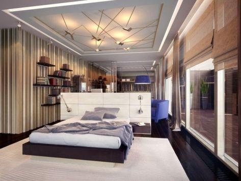 92 Idees Chambre A Coucher Moderne Avec Une Touche Design Avec