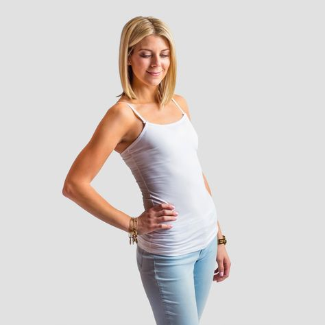 eff8c6a47e41f Getting dressed in an outfit that will accommodate nursing your little one  doesn't have to be a hassle. Slip on this Nursing Tank Top from Undercover  Mama ...