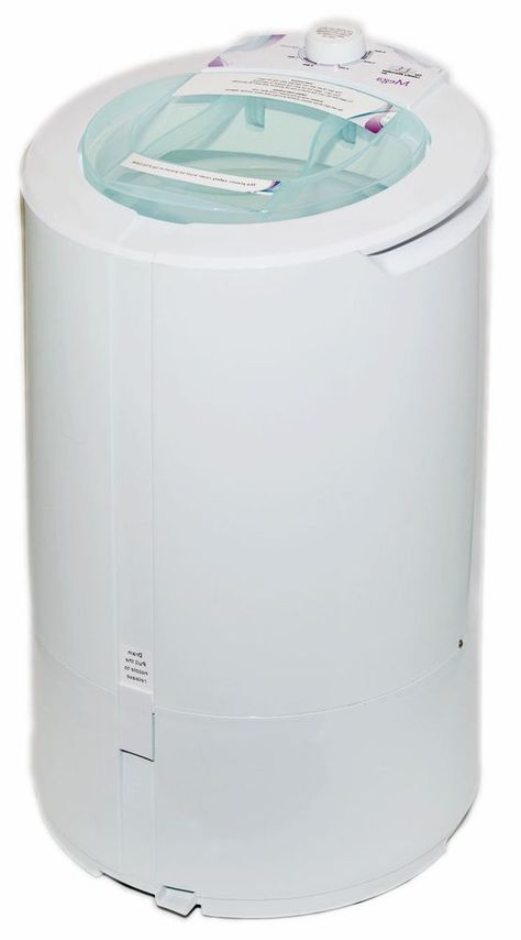 Apartment Washer And Dryer Spin Dryer 22 Pound Capacity Ventless ...