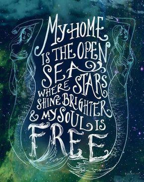 Image Result For Mermaid Quotes Sirenas Sirena Y Fantasía