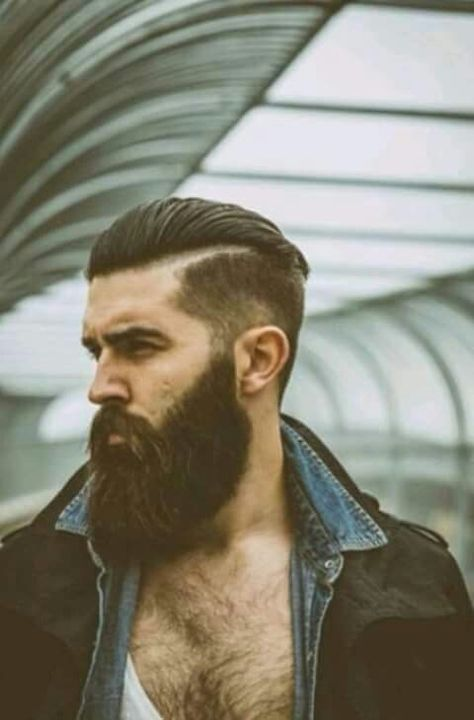 coiffure homme hipster