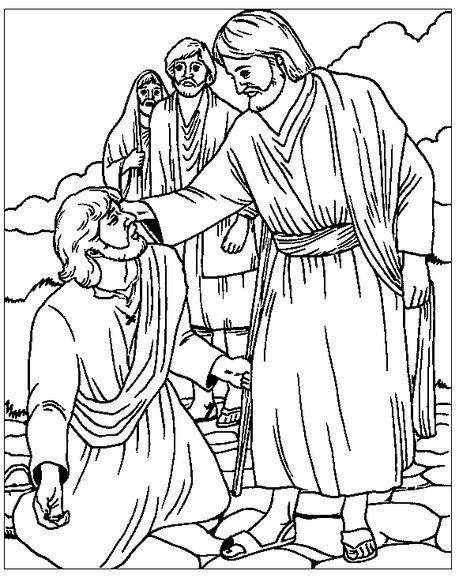 Bartimaeus Sight Craft Http Www Sermons4kids Com