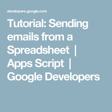 Find Unanswered Emails with a Google Apps Script Google and Chrome