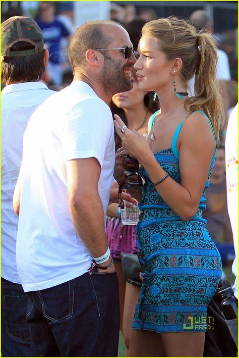 Jason Statham & Rosie Huntington-Whiteley: Coachella Couple