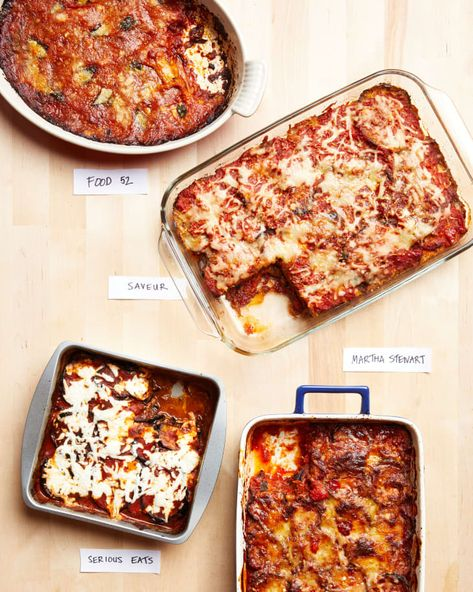We Tried 4 Famous Eggplant Parmesan Recipes - Here's the Best | Kitchn