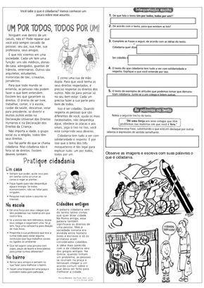 Atividades De Lingua Portuguesa Comunicacao Avaliacao De Ensino