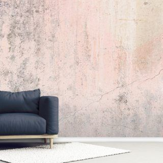 Dark Blue Marble Wall Mural Wallsauce Us In 2020 Concrete Wall Texture Pink Marble Wallpaper Pink Painted Walls