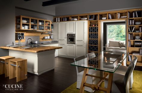 Фотография кухни L\'Ottocento Living #1 | COCINAS en 2019 | Cucina ...