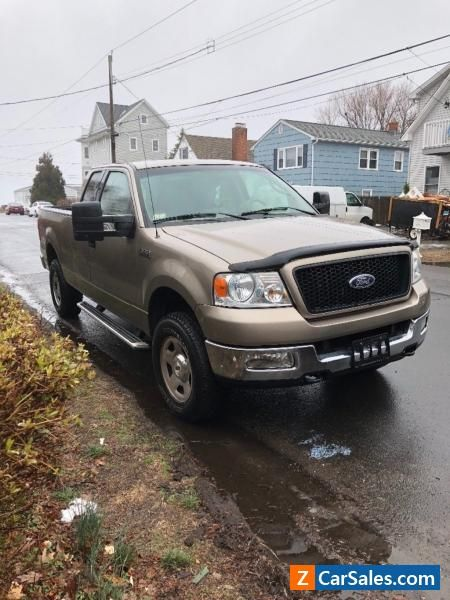 2005 Ford F 150 Xlt Ford F150 Forsale Unitedstates Ford F150 Xlt Ford F150 Cars For Sale