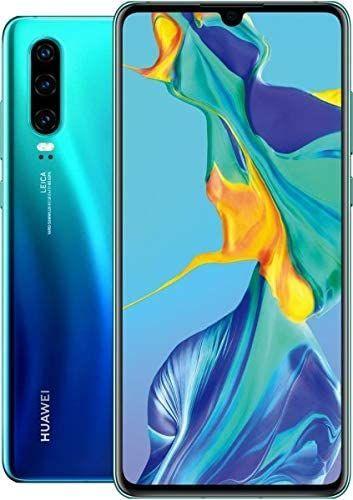 Huawei P30 Pro 128gb 8gb Ram Vog L29 40mp Lte Factory Unlocked Gsm Smartphone International Version Aurora Dbargains Dual Sim Huawei Smartphone