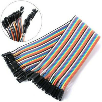 40PCS Dupont Wire Female to Female Connector Cable???2.54mm 1P 1P For Arduino