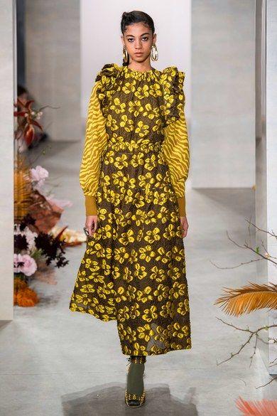 Ulla Johnson Fall 2019 Ready-to-Wear Fashion Show - Vogue
