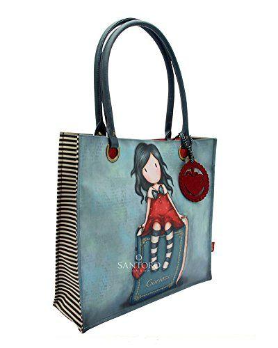 Große Einkaufstasche Ladybird Santoro Gorjuss Large Shopper Bag