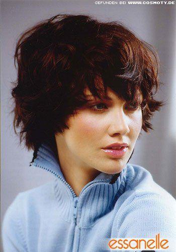 Frisuren Bilder Raffinierter Wuschelkopf Frisuren Haare In 2020 Haarschnitt Kurz Frisuren Kurz Haarschnitt