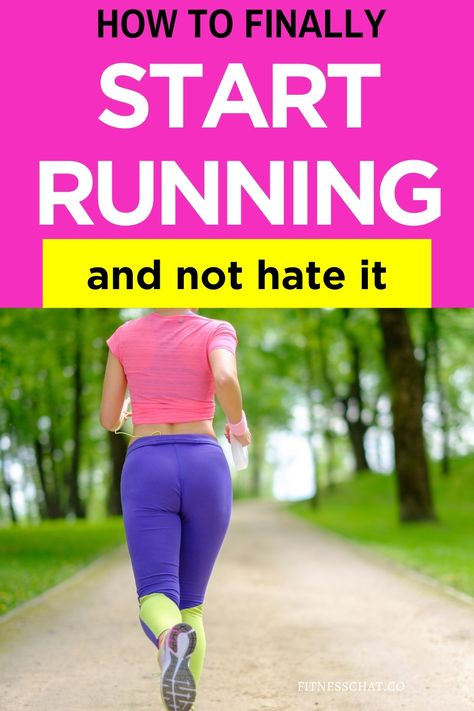 Do you want to learn how to become a runner? Check out these easy and helpful running tips for beginners. #RunningForBeginners #running