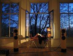 A warm evening after 29 degrees in amsterdam in APRIL, by James Webb, via Flickr