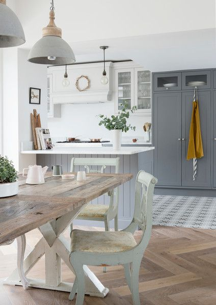 The Morning Coffee Spot - A Creative Director's Dreamy Modern Farmhouse - Photos