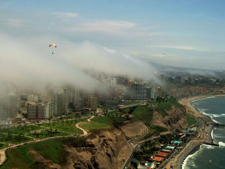 Lima Is A Beautiful City And One That You Will Enjoy Just Look At - Incredible 360 degree aerial photography by andrew griffiths