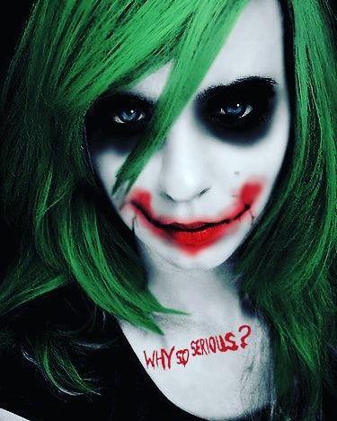 Makeup Joker Girl Saubhaya Makeup
