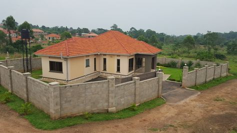 A newly built 3 Bedroom house for sale in Kiira-Kito (MD3046433 - frais annexes construction maison3