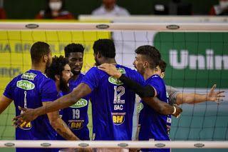Blog Orlando Gonzalez Maringa Sada Cruzeiro Lidera A Superliga Masculina Em 2021 Sada Cruzeiro Cruzeiro Cruzeiro Mg