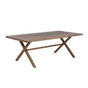77703d2535ba6c52ee4379a9e694d07a - Better Homes & Gardens Camrose Farmhouse 6 Person Dining Table