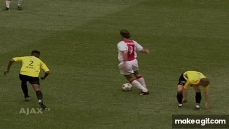 Zlatan Ibrahimovic Scored On 22 August 2004 His Finest Goal For Ajax