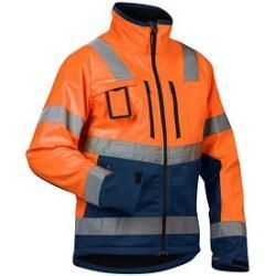 High visibility jackets for women -  Blakläder® unisex warning jacket 4900 orange size 4xlbüroshop24.de  - #High #jackets #unisexfashion #visibility #women