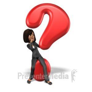 27++ Clipart question mark man ideas