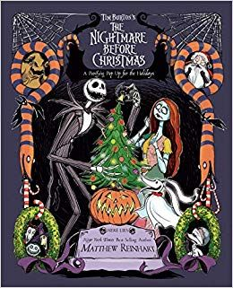 Download Pdf Tim Burton S The Nightmare Before Christmas Pop Up A Petrifying Pop Up For The Holidays Fr Nightmare Before Christmas Christmas Pops Tim Burton