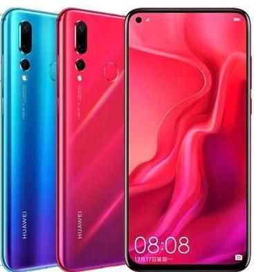 huawei nova 4 specs price first phone with 48mp rear camera huawei mobile banner nova pinterest