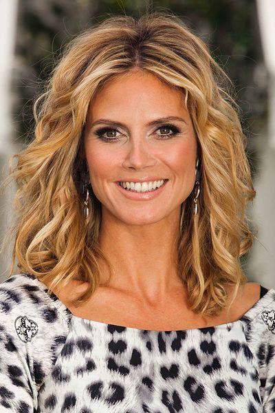 Neue Frisur Unique Heidi Klum Neue Frisur Glamour In 2020 Heidi Klum Hair Long Hair Styles Hair Styles
