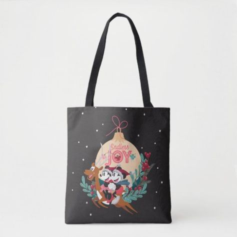 Mickey & Minnie | Endless Joy Tote Bag christmas gifts ideas for girl, mailable christmas gifts, dty christmas gifts #ChristmasGiftSet #christmasgiftsideas #christmasgiftsforhim, back to school, aesthetic wallpaper, y2k fashion