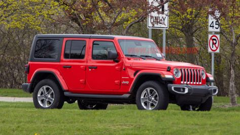 2020 Jeep Wrangler Order Guide Reveals Cost Of The Diesel Engine