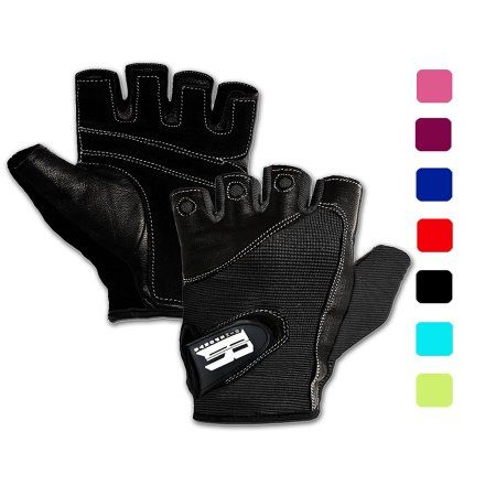 /& Padded Trideer Womens Weight Lifting Gloves For Callus And Blister Protection