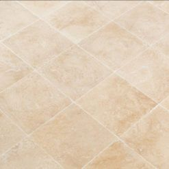 Tuscany Storm 12 X 12 Travertine Floor And Wall Tile Msi Collection In 2020 Travertine Floors Travertine Flooring