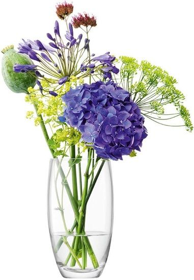 Decor Glass Vases These Lovely Glass Vases Are Modern And Stylish They Are Great For A Dining Room Bedroom Or Bathr Flower Arrangements Flowers Flower Lights