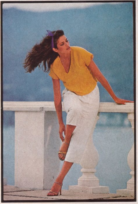 Gia Carangi for Vogue US, May (Source: fuckyeahgia)