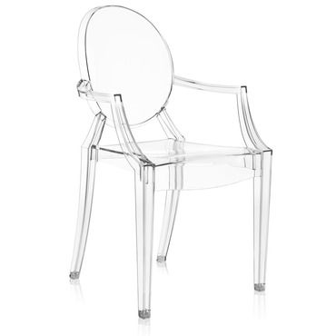 Victoria Ghost Chair 2 Pack By Kartell 4857 P2 Philippe
