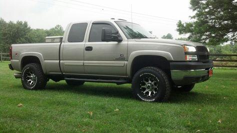 04 5 Lly Duramax Dirtymax Diesel Trucks Chevy Trucks Monster