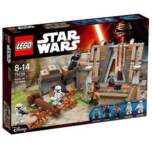 minifigura LEGO STAR WARS HAN SOLO in carbonio..