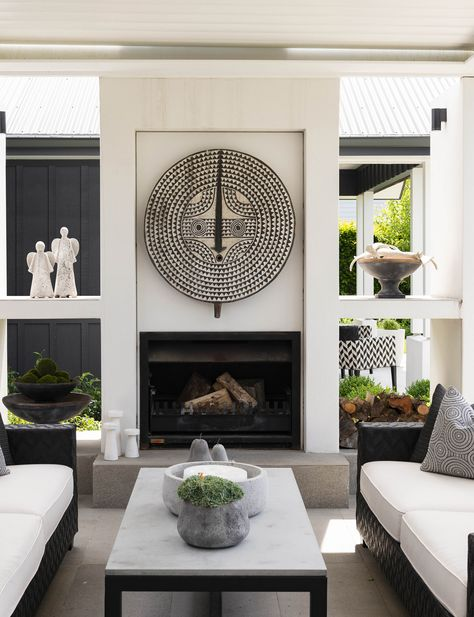 This Greytown new-build was designed to feel like a boutique retreat