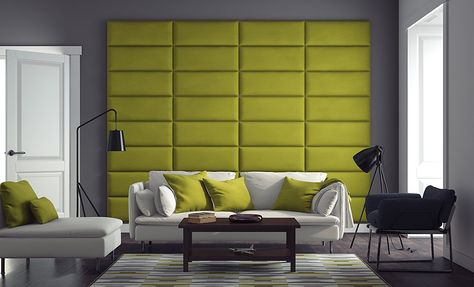 Decorative wall panels give an extra dimension to your walls and ...