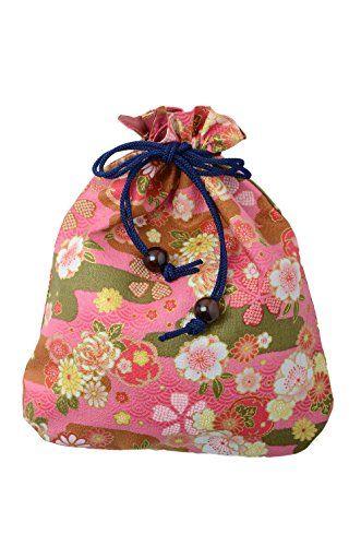 Artisan Dyed Pink Bento Bag various sizes