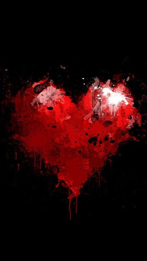 Residual Heart Iphone 6 Wallpapers Broken Heart Wallpaper