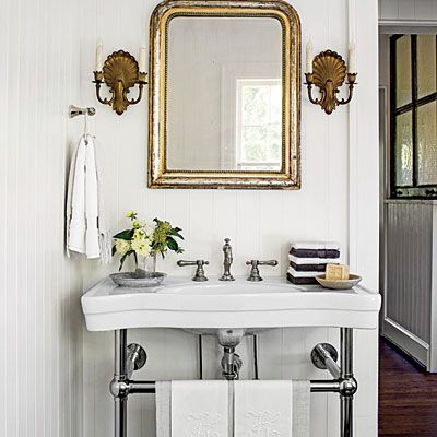 Small Space Organizing Tips | By the Sink