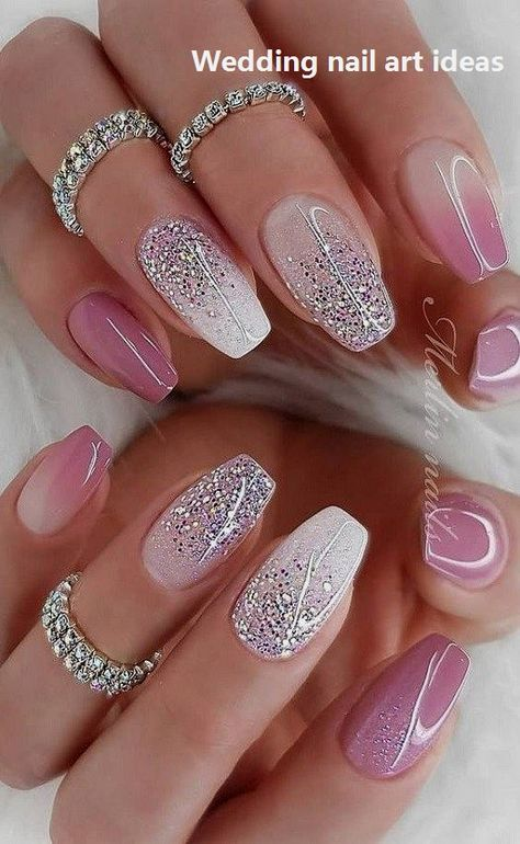 Nail Designs Sns : designs, Nails, Designs, Ideas, Nails,, Designs,