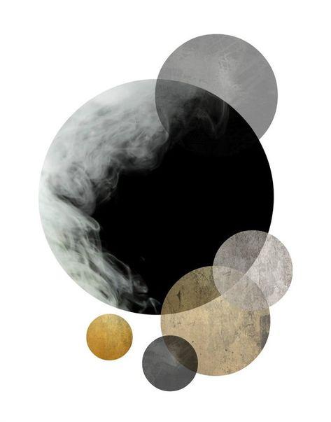 Modern Minimalist Art, Triptych, Set of 3 Prints, Geometric Art, Abstract Art Prints, Scandinavian A