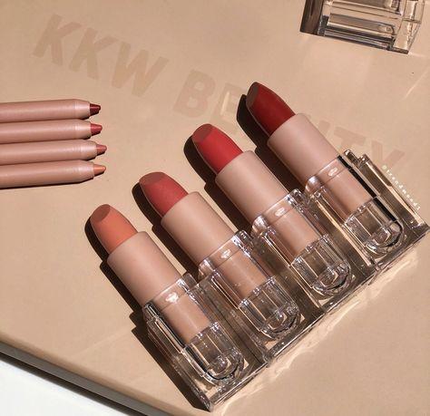 Kkw Beauty Ruj макияж Ve косметика